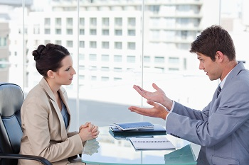 Body Language Missteps that Sabotage interviews