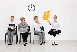 Fight Off Interview Nerves