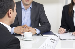 Why You Shouldnt Walk Into a Job Interview Empty-Handed