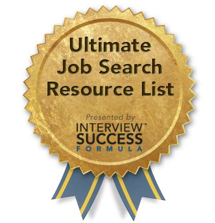 Ultimate Job Search Resource List